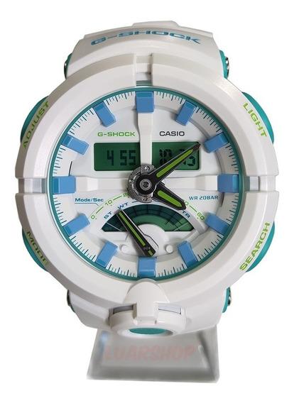 Relógio Casio Gshock Digital Ga500wg Masculino Original