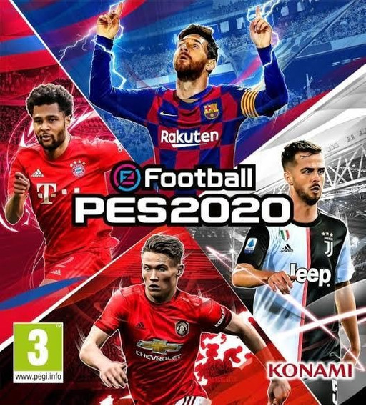 Pes 20 Efootball Pes 2020 Pc Steam Envio Imediato!