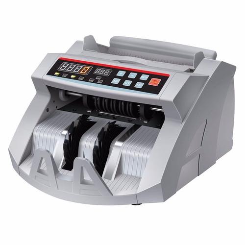 Maquina Contadora De Billetes Luz Ultravioleta Magnetica