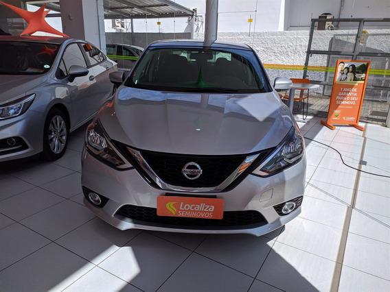 Nissan Sentra 2.0 S 16v Flexstart 4p Automático