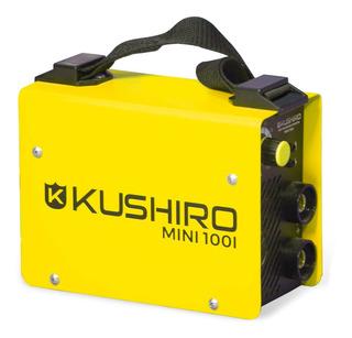 Soldadora Inverter Igbt 100a Mini100i Kushiro