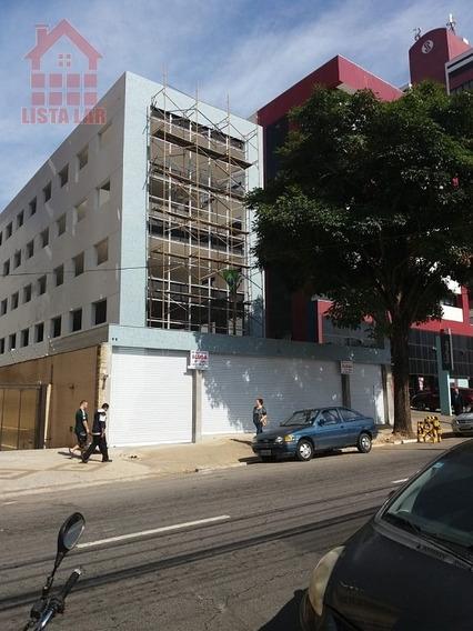 Comercial Para Aluguel, 0 Dormitórios, Vila Monte Alegre - São Paulo - 1006