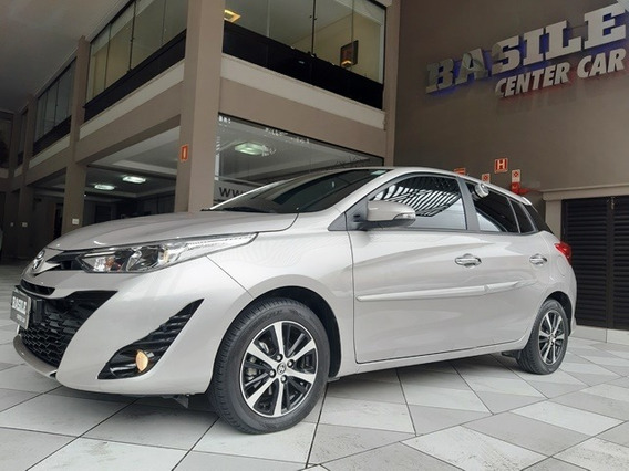 Toyota Yaris Hatch 1.5 Xls 16v Flex Aut. 2019