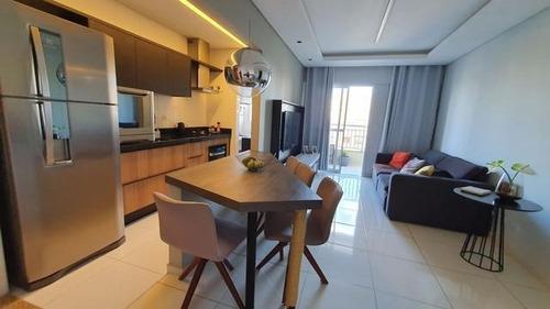 Imagem 1 de 5 de Apartamento Para Venda Em São José Dos Campos, Vila Ema, 2 Dormitórios, 1 Suíte, 2 Banheiros, 2 Vagas - 1955_1-1956436