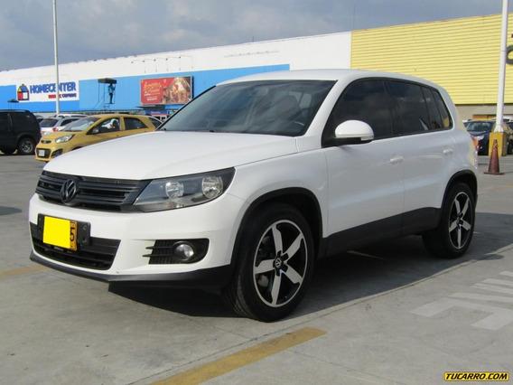 Volkswagen Tiguan Trend & Fun Mt 2.0t 10ab 4x4