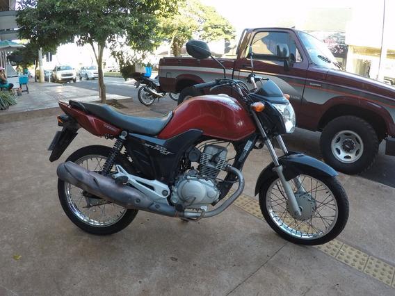 Honda Cg150i Start