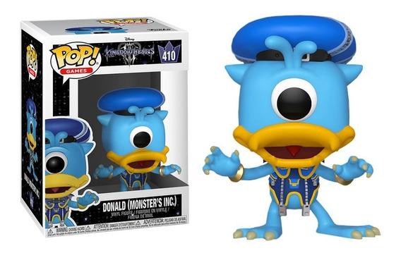 Boneco Funko Pop! Pato Donald Monster