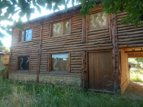 Propiedad En Construcción Trevelin, Chubut, Patagonia