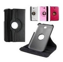 Capa Case Couro Gira 360° Samsung Galaxy Tab 3 7 T2100 P3200