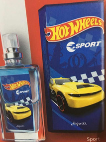 Hot Wheels Sport Colonia Desod. Infantil 25ml [jequiti]