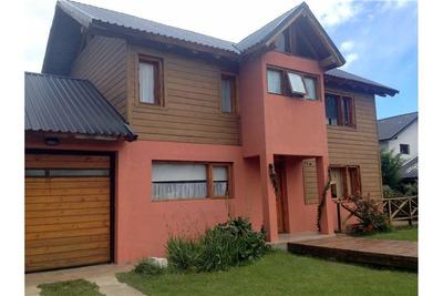 Dueño Alquila Permanente Hermosa Casa En Bariloche
