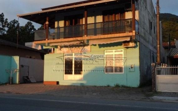 Casa Com Sala Comercial Em Gravata-penha - 626