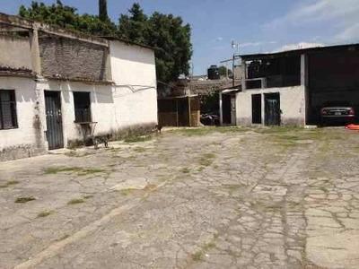 Gran Terreno En El Centro De Xochimilco