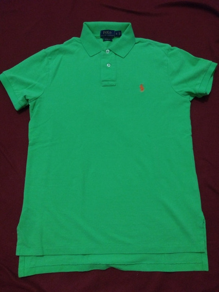 Playera Polo Ralph Lauren Color Verde