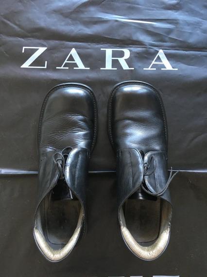 Zapatos Abotinados Zara