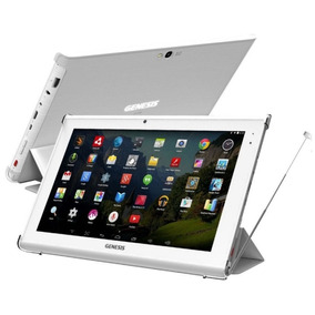 Tablet Genesis Gt1450 Ips 10.1 8gb Wifi Hdtv Branco