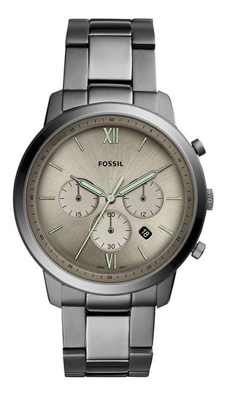 Relógio Fóssil Masculino Casual Grafite Fs5492/1fn