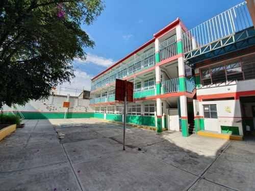 Escuela Que Se Vende Como Terreno En La Colonia Cerro De La Estrella
