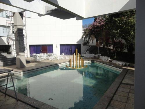 Casa Com 5 Suítes À Venda, 1300m² Por R$ 8.000.000 - Alphaville 0 - Barueri/sp - Ca2254