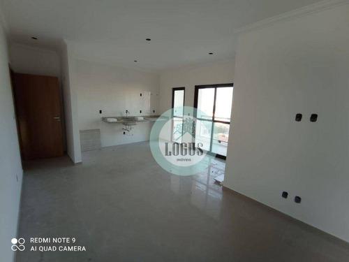 Imagem 1 de 16 de Apartamento Com 2 Dormitórios À Venda, 60 M² Por R$ 415.000 - Jardim Copacabana - São Bernardo Do Campo/sp - Ap1811