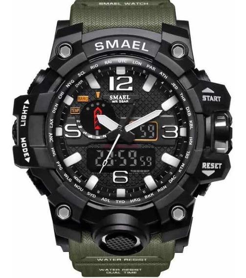 Relógio Militar Masculino, Relógio A Prova D