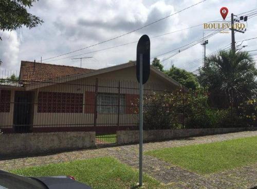 Imagem 1 de 5 de Terreno À Venda, 720 M² Por R$ 1.580.000,00 - Jardim Das Américas - Curitiba/pr - Te0134