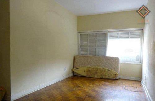 Apartamento Com 2 Dormitórios À Venda, 75 M² Por R$ 650.000,00 - Santa Cecília - São Paulo/sp - Ap44277