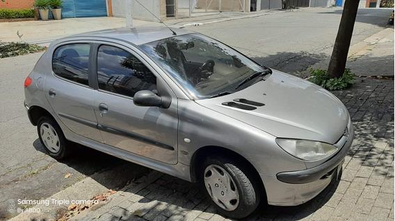 Peugeot 206 Selection 1.0 4 Portas