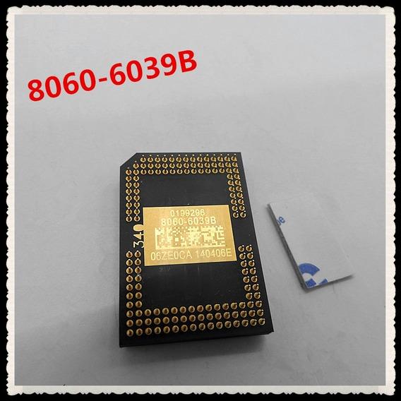 Chip Dmd Projetor 8060-6038b 6039b 6438b 6439b Novo