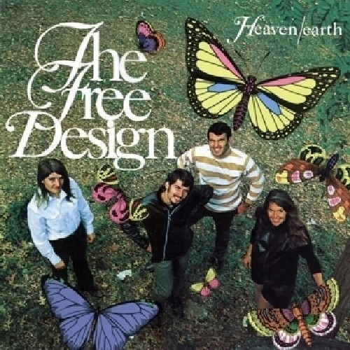 The Free Design Heaven/earth Cd Import