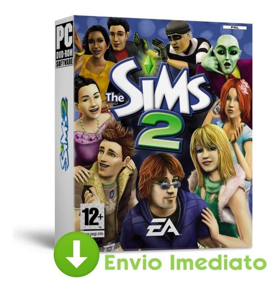 The Sims 2 Todas Expansões Português 2019 Envio Agora