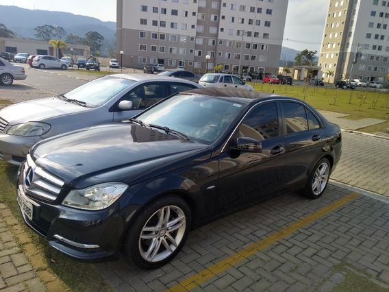 Mercedes-benz Classe C 1.8 Cgi Avantgarde 4p