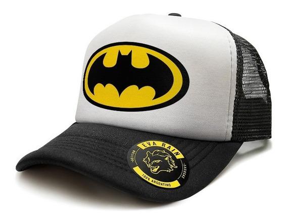 Gorra Trucker Batman Caballero De La Noche