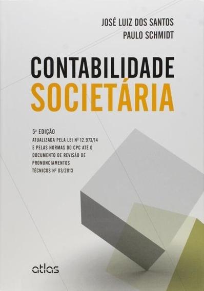Contabilidade Societária - 5ª Ed. 2015