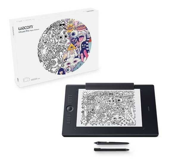Mesa Digitalizadora Wacom Intuos Pro Paper Edition G Pth860p