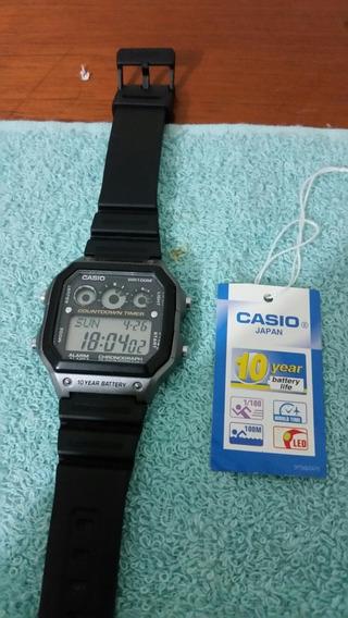 Relógio Masculino Casio Ae-1300 100m