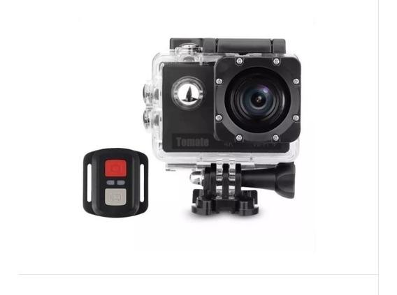 Câmera Filmadora Digital 4k Wifi C/ Controle Tomate Mt-1091