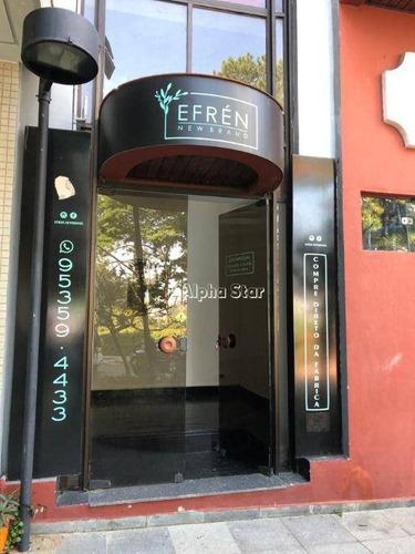Imagem 1 de 9 de Loja Para Alugar, 30 M² Por R$ 1.500,00/mês - Alphaville Comercial - Barueri/sp - Lo0572