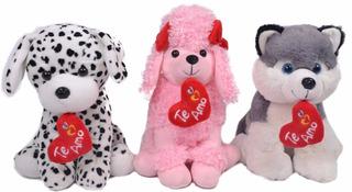 Caniche Siberiano Perro Enamorado Corazon San Valentin Amor