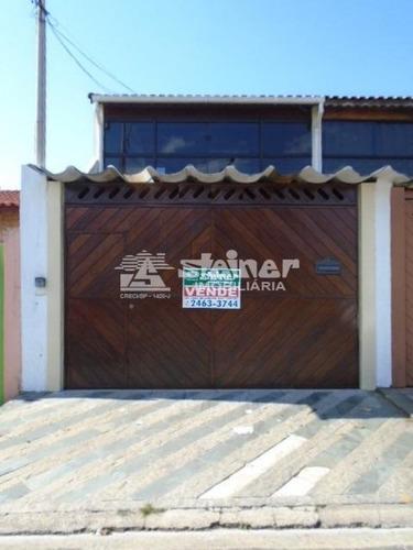 Imagem 1 de 30 de Venda Sobrado 3 Dormitórios Jardim Bom Clima Guarulhos R$ 650.000,00 - 34966v