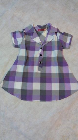 Vestidos Nena Nuevos Talles 4 Al 12 Hermosos Diseños