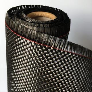 Kit Fibra De Carbono Real Un Metro X 20cm Resina Catalizador