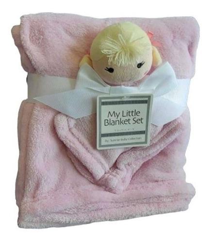Manta Cobija Para Bebés Suave Little