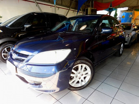 Honda Civic 1.7 Lx 16v Gasolina 4p Manual 2005/2006