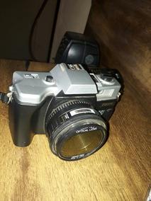 Camera Forografica Antiga Para Colecionador. Não Funciona
