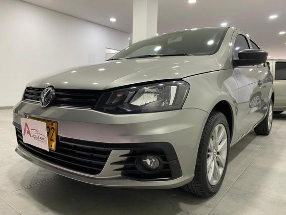 Volkswagen Gol Comfortline 2017 Mt Dh 1.600 Aa Ee F.e.