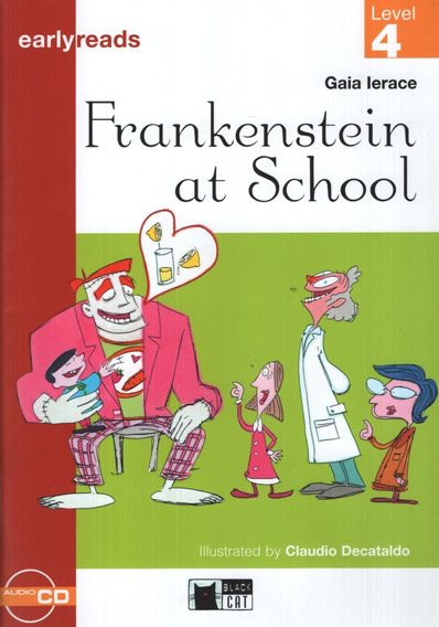 Frankestein At School + Audio - Earlyreads 4