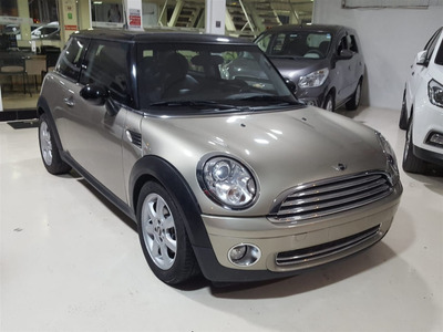 Mini Cooper 1.6 16v Gasolina 2p Automático