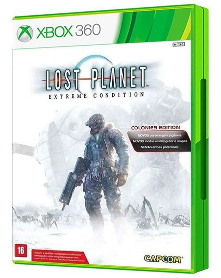 Lost Planet Extreme Condition Colonies Ed - Xbox 360