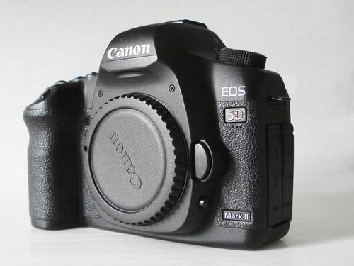 Canon 5d Mark Ii - 64k